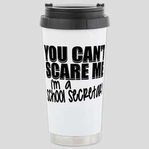 You Can't Scare Me - Sc Stainless Steel Travel Mug