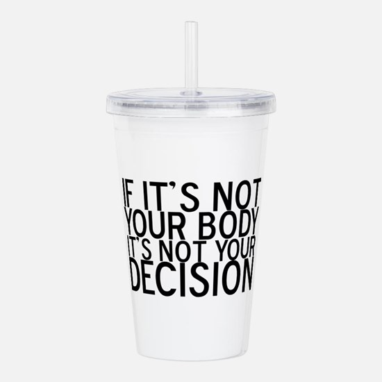 ProChoice Acrylic Double-wall Tumbler