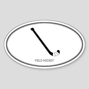 Field_Hockey Sticker