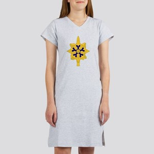 Military+Intelligence+Insignia. Women's Nightshirt