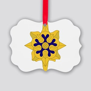 Military+Intelligence+Insignia.pn Picture Ornament