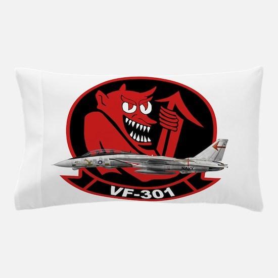 vf301logo02a.png Pillow Case