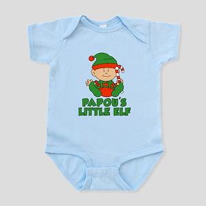 Papou's Little Elf Body Suit