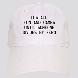 Fun And Games Divide By Zero Cap