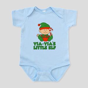 Yia-Yia's Little Elf Body Suit