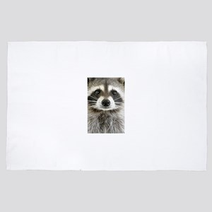 Raccoon 4' x 6' Rug