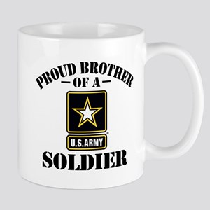 Proud Brother U.S. Army Mug