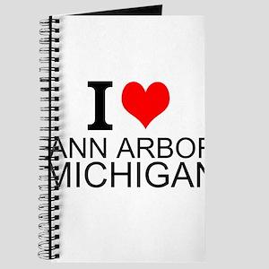 I Love Ann Arbor Michigan Journal