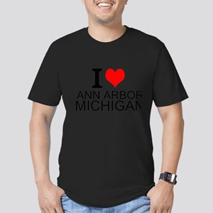 I Love Ann Arbor Michigan T-Shirt