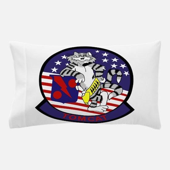 vf11cat.png Pillow Case