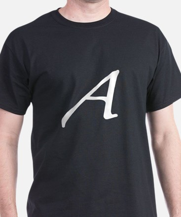 Atheist Letter A T-Shirt