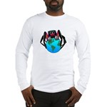 earth spider Long Sleeve T-Shirt