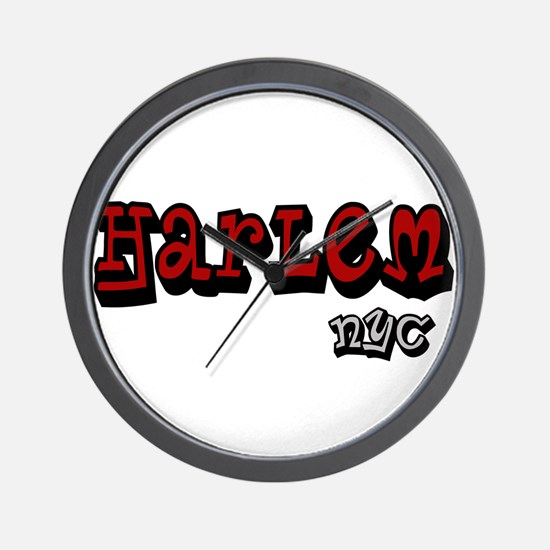 """""""CLICK HERE for Harlem NYC lo Wall Clock"""