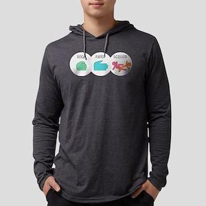 Rock Paper Scissor Long Sleeve T-Shirt