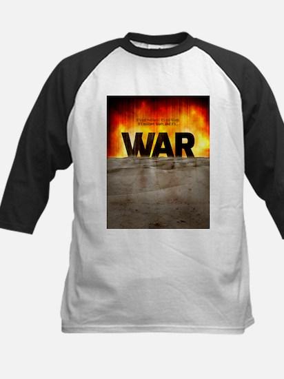 It's War Baseball Jersey