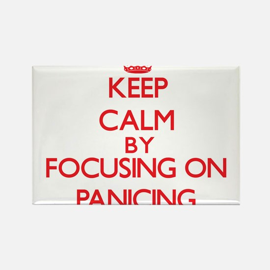 Keep Calm by focusing on Panicing Magnets