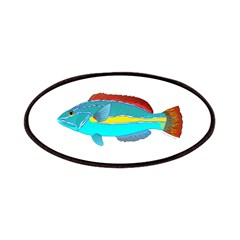 Belted Wrasse Patches