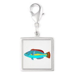 Belted Wrasse Charms