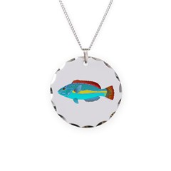 Belted Wrasse Necklace