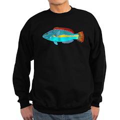 Belted Wrasse c Sweatshirt