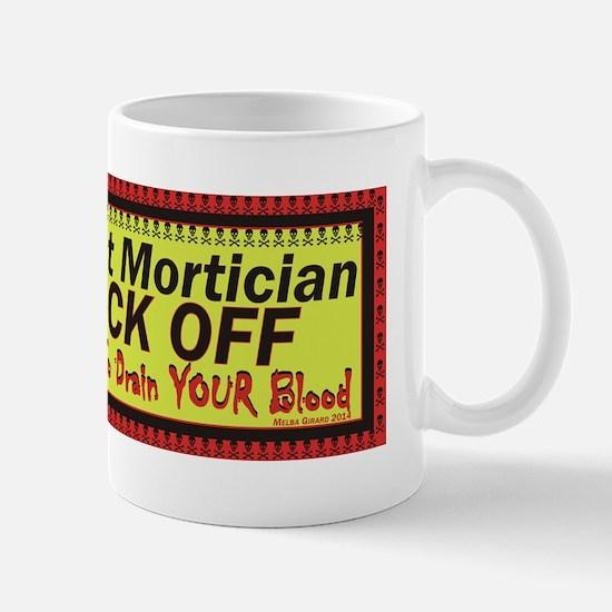 Best Mortician Mugs