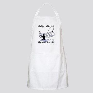 Fishing Sick Apron