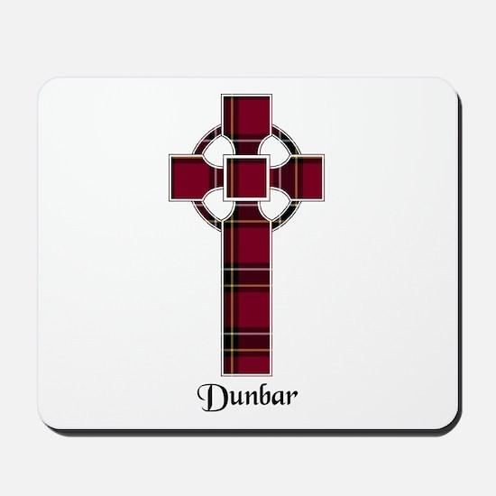 Cross - Dunbar dist. Mousepad