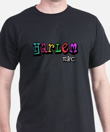"""CLICK HERE for HARLEM COLORS T-Shirt"