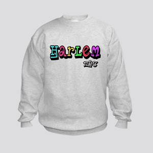 """CLICK HERE for HARLEM COLORS Kids Sweatshirt"