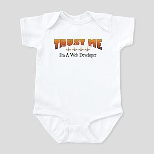 Trust Web Developer Infant Bodysuit
