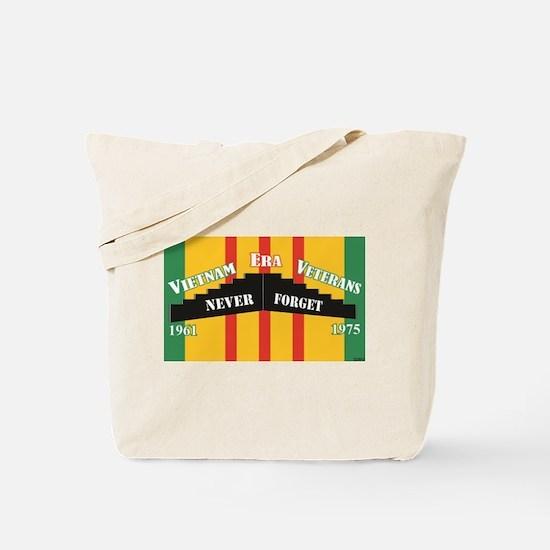 Vietnam Era Veteran Memorial Tote Bag
