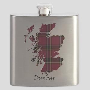 Map - Dunbar dist. Flask