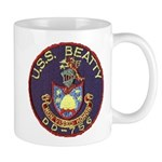 USS BEATTY Mug
