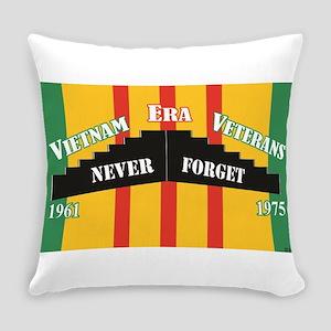 Vietnam Era Veteran Memorial Everyday Pillow