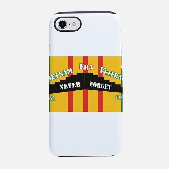 Vietnam Era Veteran Memorial iPhone 7 Tough Case