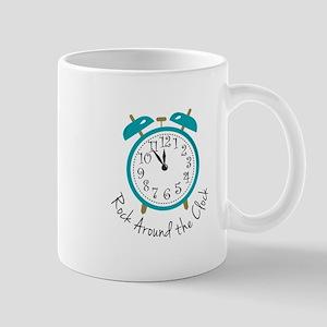 Around The Clock Mugs