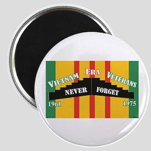 Vietnam Era Veteran Memorial Magnets