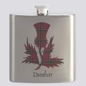 Thistle - Dunbar dist. Flask