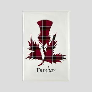 Thistle - Dunbar dist. Rectangle Magnet
