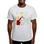 Football Lost Keys Light T-Shirt