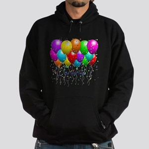 Get Well Balloons Hoodie