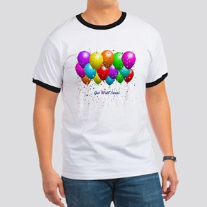 Get Well Balloons T-Shirt