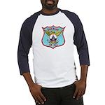 USS BLUE Baseball Jersey