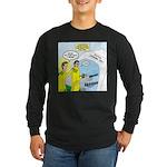 Firefighter Fund Raiser Long Sleeve Dark T-Shirt