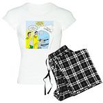Firefighter Fund Raiser Women's Light Pajamas