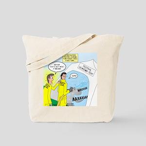 Firefighter Fund Raiser Tote Bag