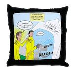Firefighter Fund Raiser Throw Pillow