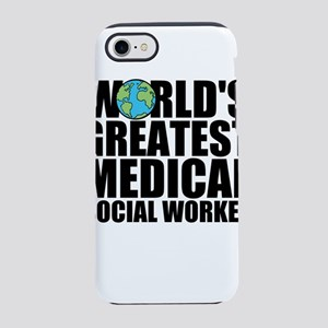 World's Greatest Medical Social Worker iPhone