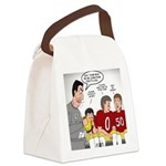 Loser Lessons Learned Canvas Lunch Bag