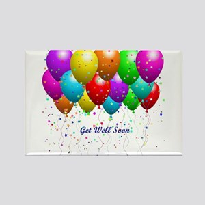 Get Well Balloons Magnets